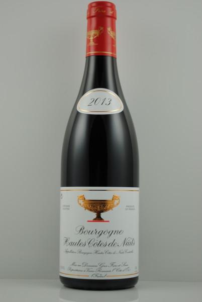 2013 Hautes Côtes de Nuits